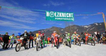 Holzknecht Skijoering Gosau 2017 _ Startsituation 1 _ Bild Karl Posch _ ...