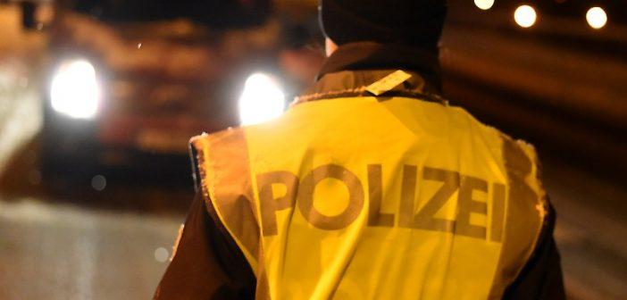 Mopedlenker flüchtete mehrfach vor Polizei