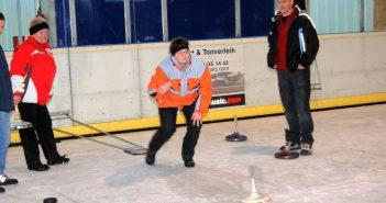 Vöcklabrucker Eisstock-Stadtmeisterschaften