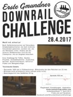 1. Downrail Challenge in Gmunden