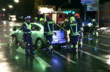 Verkehrsunfall in Vöcklabruck