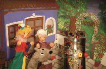 Friedburger Puppenbühne.Kasperl und die klappernde Mülltonne 2