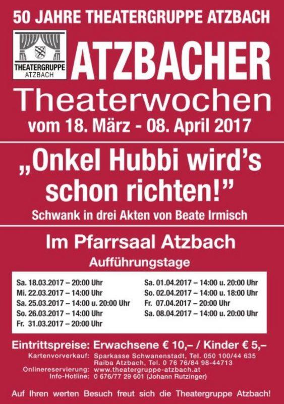 Theaterwochen Atzbach