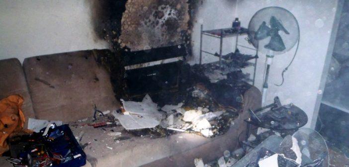 Wohnungsbrand in Bad Ischl – Bewohner konnte Brandausbreitung verhindern