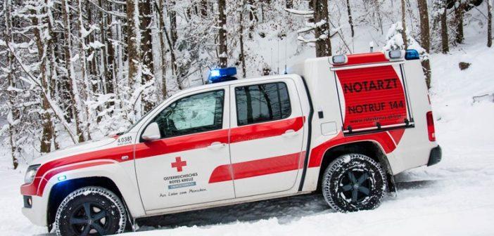 Tödlicher Forstunfall in St. Lorenz