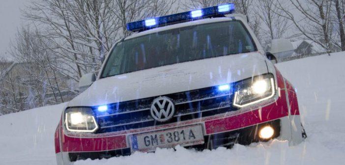Tschechischer Skifahrer prallte gegen Stein