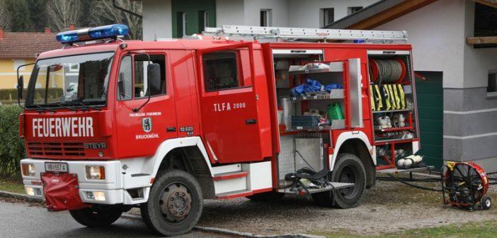 Wohnhausbrand in Ottnang am Hausruck