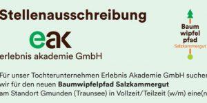 Erlebnis Akademie GmbH sucht Verstärkung
