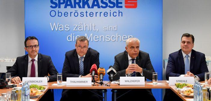 Sparkasse OÖ eröffnet Finance-Center am Traunsee