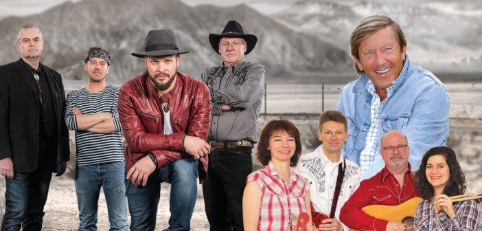 Österreichs erfolgreichste Countryband lädt wieder zur Party