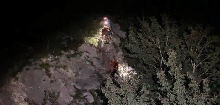 In der Finsternis den Wegverlauf verloren – Bergrettungseinsatz am Traunstein