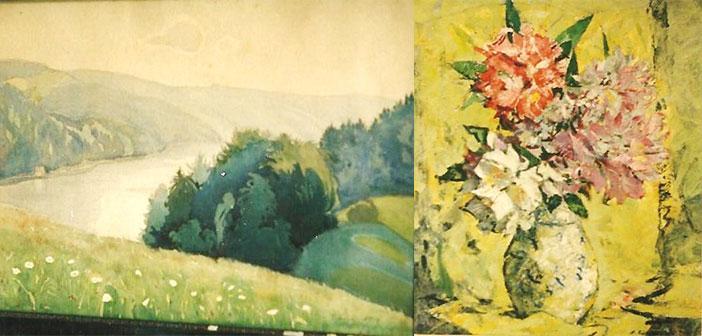 """""""Gestohlene"""" Gemälde wieder aufgetaucht"""