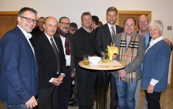 Letzte Gemeinderatssitzung in Seewalchen unter Bürgermeister Reiter