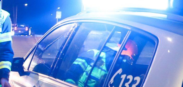 Betrunkener bedrohte Polizist mit Schusswaffe