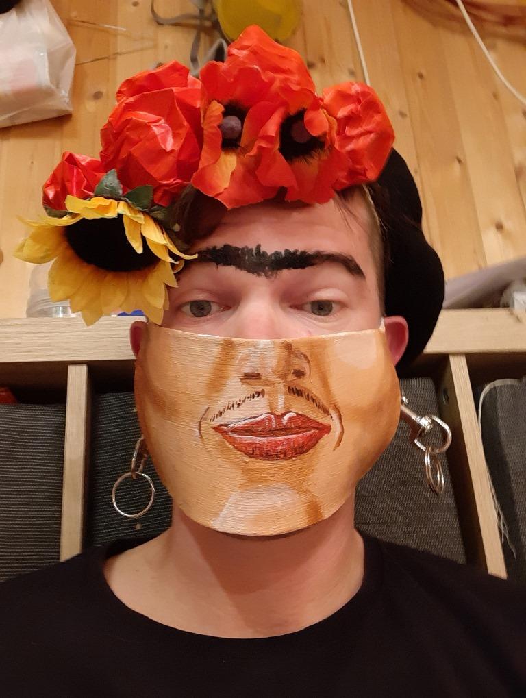 Corona Maske