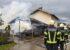 Drei Feuerwehren bei Brand in Ohlsdorf im Einsatz