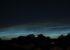 Nachtleuchtende Wolken über Österreich