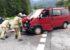 "Frontalkollision auf <span class=""caps"">B158</span> in Bad Ischl"