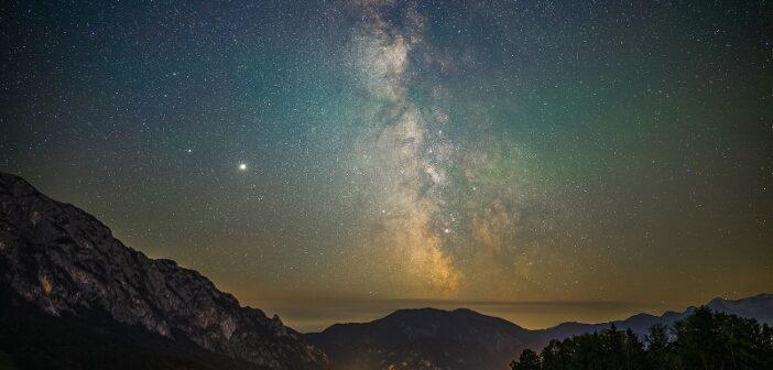 Naturpark Attersee-Traunsee ist erste zertifizierte Sternenparkregion Österreichs