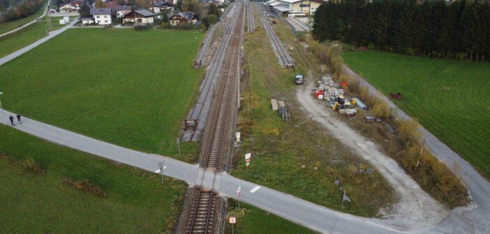 Unfall auf Bahnübergang in Ebensee am Traunsee fordert zweites Todesopfer